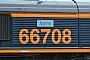 """EMD 20018356-1 - GBRf """"66708"""" 03.06.2016 Doncaster [GB] Przemyslaw Zielinski"""