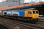 "EMD 20018356-2 - GBRf ""66709"" 10.03.2013 Doncaster [GB] Mark Barber"