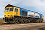 "EMD 20018356-2 - GBRf ""66709"" 23.03.2014 Wellingborough, Yard [GB] Richard Gennis"