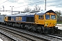 "EMD 20018356-4 - GBRf ""66711"" 30.04.2013 Northampton [GB] Dan Adkins"