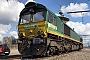 """EMD 20018360-10 - Railtraxx """"266 024-9"""" 02.04.2017 Montzen [B] Howard Lewsey"""