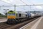 """EMD 20018360-1 - Captrain """"6605"""" 08.08.2011 LageZwaluwe [NL] André Grouillet"""