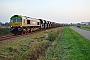 """EMD 20018360-1 - Captrain """"6605"""" 08.10.2010 Zandstraat [NL] Martijn Schokker"""