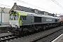 """EMD 20018360-1 - Captrain """"6605"""" 24.08.2015 Roosendaal [NL] Jean-Michel Vanderseypen"""