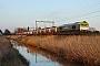 """EMD 20018360-1 - Captrain """"6605"""" 11.03.2011 Rijssen [NL] Henk Zwoferink"""
