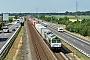 """EMD 20018360-6 - Captrain """"6607"""" 02.07.2010 Antwerpen [B] Martijn Schokker"""