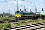 "EMD 20018360-6 - RheinCargo ""DE 67"" 05.06.2012 - Karlsruhe, GüterbahnhofJoachim Lutz"