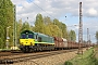 """EMD 20018360-8 - RTB Cargo """"V 271"""" 16.04.2016 Leipzig-Thekla [D] Alex Huber"""