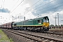 "EMD 20018360-9 - RheinCargo ""DE 678"" 02.09.2016 Oberhausen,RangierbahnhofWest [D] Rolf Alberts"