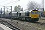 """EMD 20028450-2 - Freightliner """"66952"""" 17.04.2009 Doncaster [GB] Dan Adkins"""