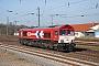"EMD 20028453-1 - RheinCargo ""DE 668"" 17.03.2015 Graben-Neudorf [D] Yannick Hauser"