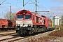 "EMD 20028453-2 - RheinCargo ""DE 669"" 22.04.2016 Hamburg,HoheSchaar [D] Alexander Leroy"