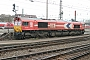 """EMD 20028453-3 - HGK """"DE 670"""" 10.10.2005 Ulm,Hauptbahnhof [D] Ernst Lauer"""