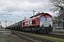 """EMD 20028453-3 - RheinCargo """"DE 670"""" 23.12.2015 Wieren [D] Gerd Zerulla"""