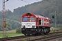 "EMD 20028453-4 - RheinCargo ""DE 671"" 11.10.2016 beiEinbeck-Salzderhelden [D] Rik Hartl"