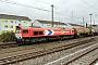 """EMD 20028453-4 - RheinCargo """"DE 671"""" 11.10.2017 Schwetzingen [D] Marvin Fries"""