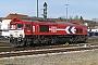 "EMD 20028453-5 - RheinCargo ""DE 672"" 12.01.2015 Aulendorf [D] Martin Greiner"