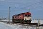 "EMD 20028453-5 - RheinCargo ""DE 672"" 19.01.2016 Woltorf [D] Rik Hartl"