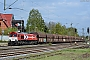 """EMD 20028453-5 - RheinCargo """"DE 672"""" 24.04.2017 Cremlingen-Schandelah [D] Rik Hartl"""