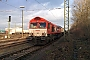 "EMD 20028453-5 - RheinCargo ""DE 672"" 03.01.2018 Karlsruhe [D] Wolfgang Rudolph"