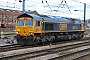 "EMD 20028454-1 - GBRf ""66713"" 09.05.2015 Doncaster [GB] Andrew  Haxton"