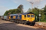 "EMD 20028454-2 - GBRf ""66714"" 25.08.2010 Helsby [GB] Mark Barber"