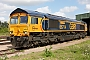 "EMD 20028454-2 - GBRf ""66714"" 26.05.2015 Peterborough, Depot [GB] Richard Gennis"