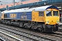 "EMD 20028454-3 - GBRf ""66715"" 07.05.2011 Doncaster [GB] Andrew  Haxton"