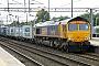 "EMD 20028454-3 - GBRf ""66715"" 02.10.2010 Northampton [GB] Dan Adkins"