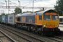 "EMD 20028454-4 - GBRf ""66716"" 25.09.2010 Northampton [GB] Dan Adkins"