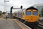 "EMD 20028454-5 - GBRf ""66717"" 29.05.2015 Eastleigh [GB] Joe Loughlin"
