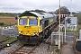 "EMD 20028462-11 - Freightliner ""66617"" 09.04.2009 BardonHill [GB] Ian Kinnear"