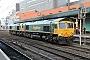 """EMD 20028462-11 - Freightliner """"66617"""" 15.10.2016 Doncaster,Station [GB] David Moreton"""