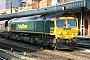 """EMD 20028462-14 - Freightliner """"66574"""" 17.04.2009 Doncaster [GB] Dan Adkins"""