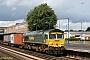 "EMD 20028462-15 - Freightliner ""66575"" 29.06.2007 Eastleigh [GB] Axel Schaer"