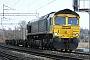 """EMD 20028462-17 - Freightliner """"66577"""" 24.01.2009 Kingsthorpe [GB] Dan Adkins"""