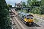 "EMD 20028462-18 - GBRf ""66738"" 12.08.2014 WaterOrton [GB] Roger Morris"