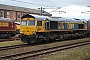 "EMD 20028462-19 - GBRf ""66739"" 09.05.2015 Doncaster [GB] Andrew  Haxton"