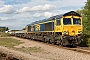 "EMD 20028462-19 - GBRf ""66739"" 17.09.2015 Wellingborough, Yard [GB] Richard Gennis"