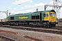 "EMD 20028462-1 - Freightliner ""66567"" 22.05.2010 CreweBasfordHall [GB] Mark Barber"