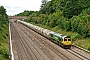 "EMD 20028462-24 - Freightliner ""66621"" 23.07.2015 Ruscombe Cutting [GB] Peter Lovell"