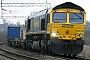 """EMD 20028462-4 - Freightliner """"66570"""" 20.02.2009 Kingsthorpe [GB] Dan Adkins"""
