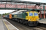 "EMD 20028462-5 - Freightliner ""66571"" 06.08.2015 Southampton, St Denys Station [GB] Barry Tempest"