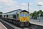 "EMD 20028462-8 - Freightliner ""66614"" 15.05.2014 Westbury [GB] Barry Tempest"