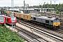 """EMD 20038513-10 - Crossrail """"DE 6303"""" 08.07.2008 Mannheim,Hauptbahnhof [D] Wolfgang Mauser"""