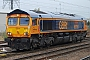 "EMD 20038513-1 - GBRf ""66750"" 30.10.2016 Doncaster, Station [GB] Andrew  Haxton"