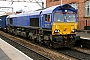 "EMD 20038513-4 - GBRf ""66751"" 05.01.2014 Deansgate [GB] Mark Barber"