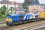 """EMD 20038513-4 - ERSR """"6609"""" 23.09.2008 Offenburg [D] J�rgen Steinhoff"""
