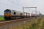 """EMD 20038513-6 - Crossrail """"DE 6301"""" 28.09.2008 Zenderen [NL] Martijn Schokker"""