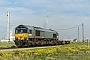 """EMD 20038513-8 - Railtraxx """"266 035-5"""" 03.10.2015 Antwerpen-Waaslandhaven [B] Stephen van den Brande"""